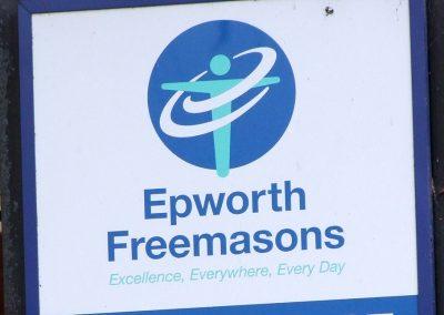 EPWORTH FREEMASONS